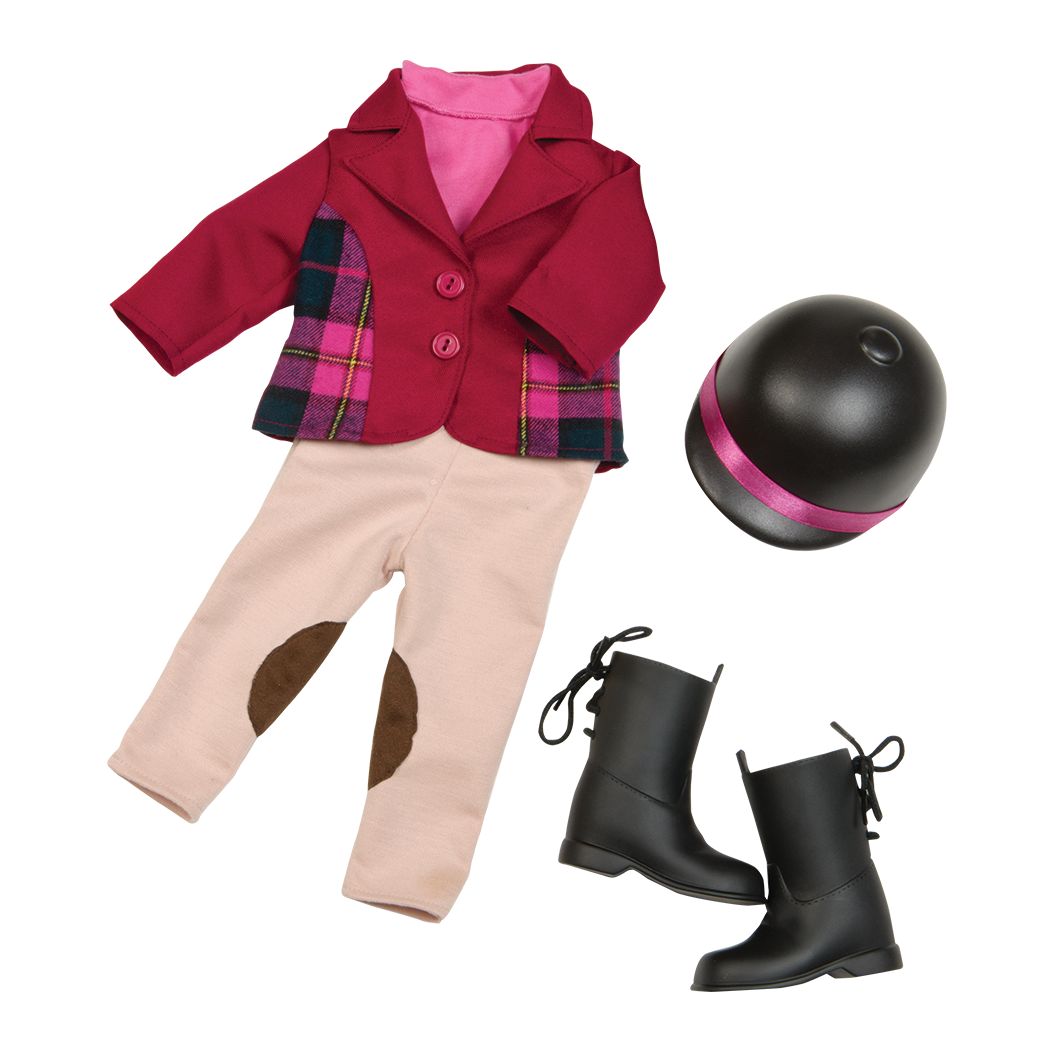 Lily Anna Riding Outfit