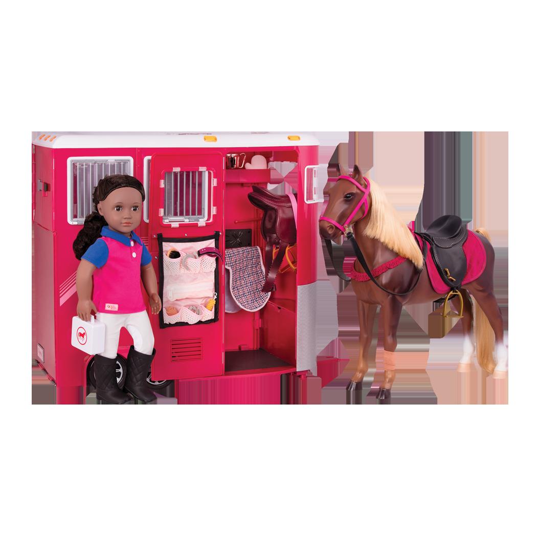 Rashida Casual Trailer Horse