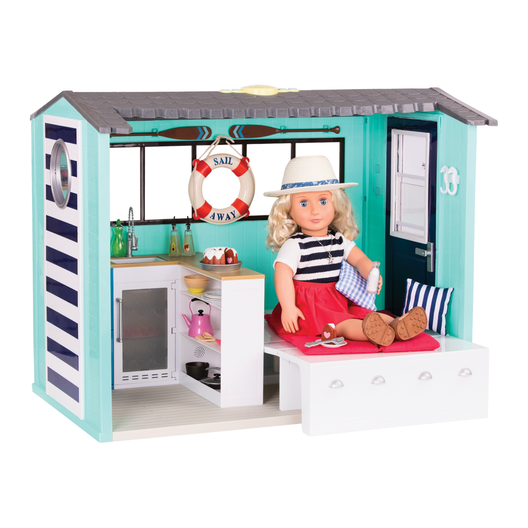 Seaside Beach House with Clarissa on Pullout Bed