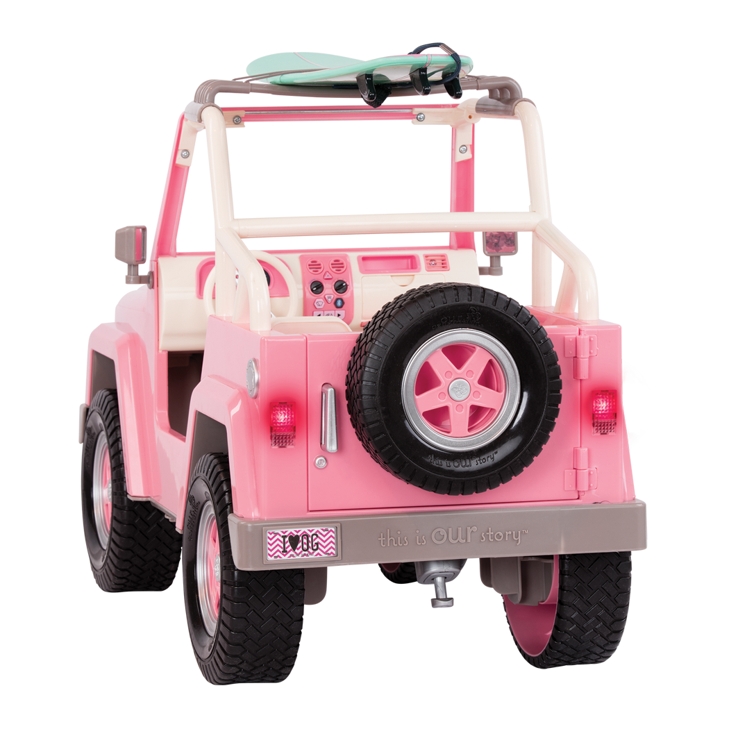 OG Off Roader rear View