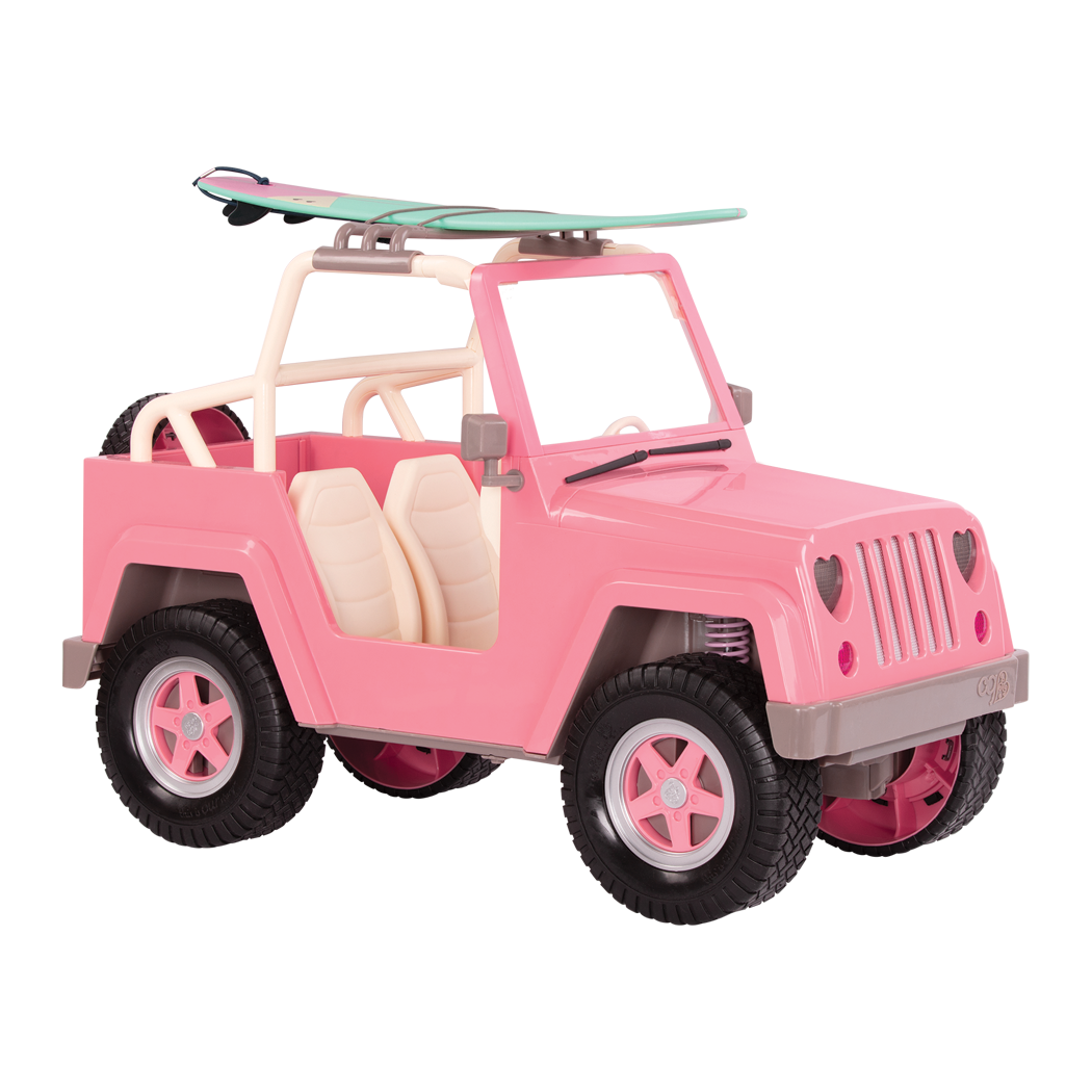 OG Off Roader 4x4 Electronic Vehicle for 18inch dolls