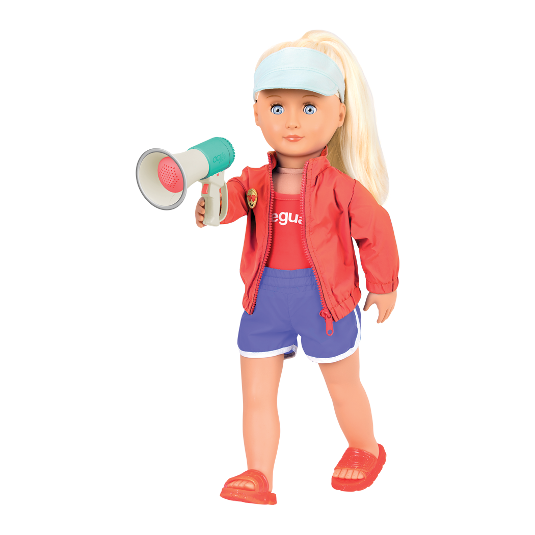 Seabreeze Lifeguard Doll