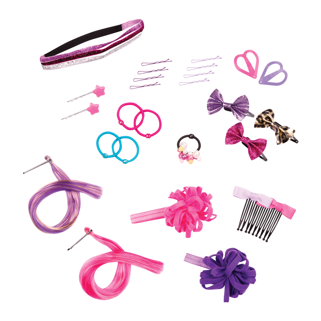 Rock n sweet hair accessories