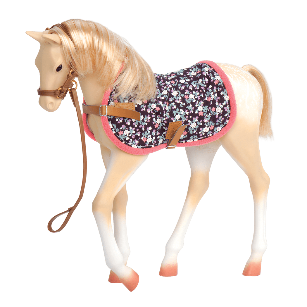 Palomino Foal Baby Horse For 18 Inch Dolls Our Generation