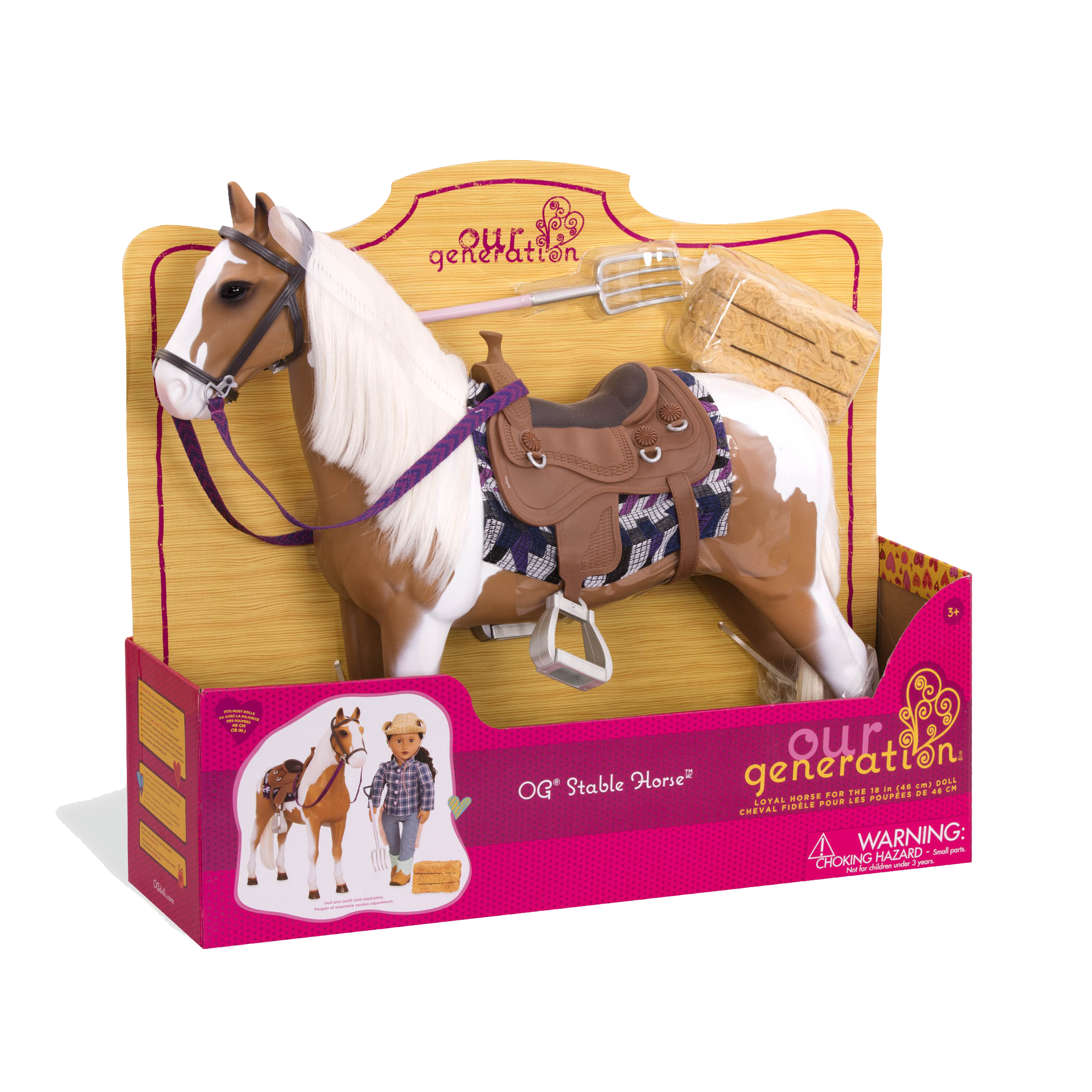 Stable Horse package