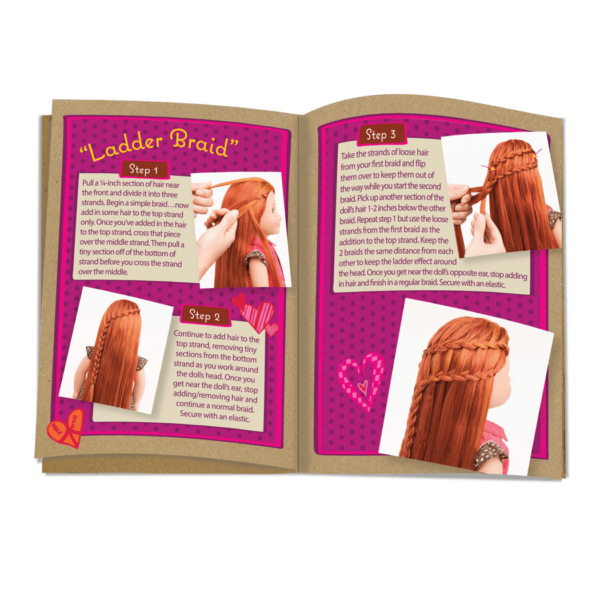 BD31054 Peyton Hairplay Doll hair guide04