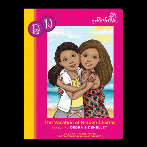 Denelle storybook cover