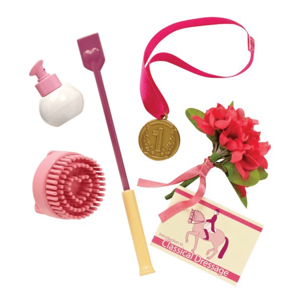 Detail of accessories