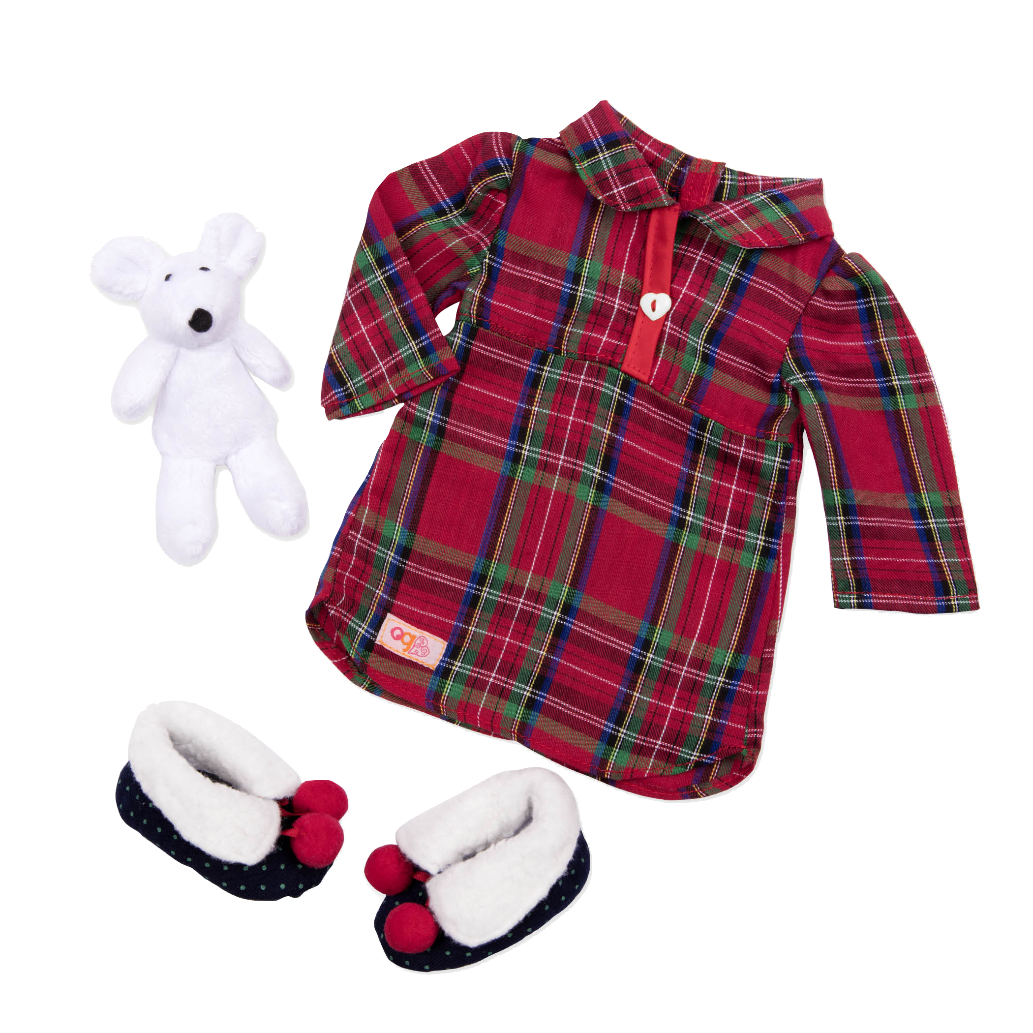 Nighty night Nightie holiday pajama outfit