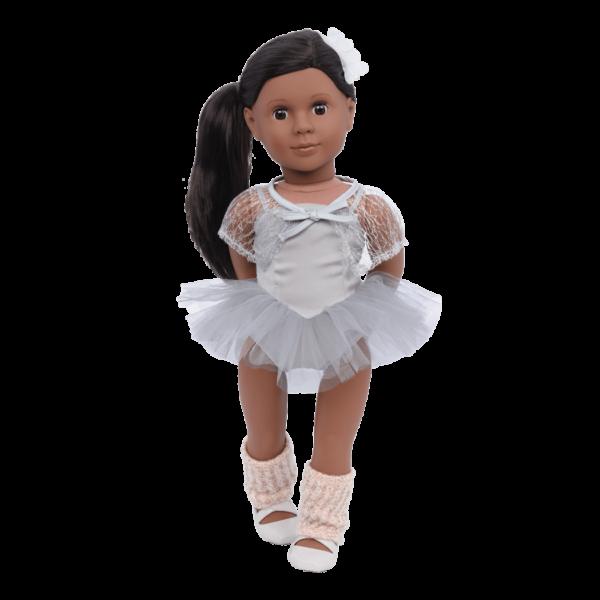 Nia 18-inch Ballet Doll