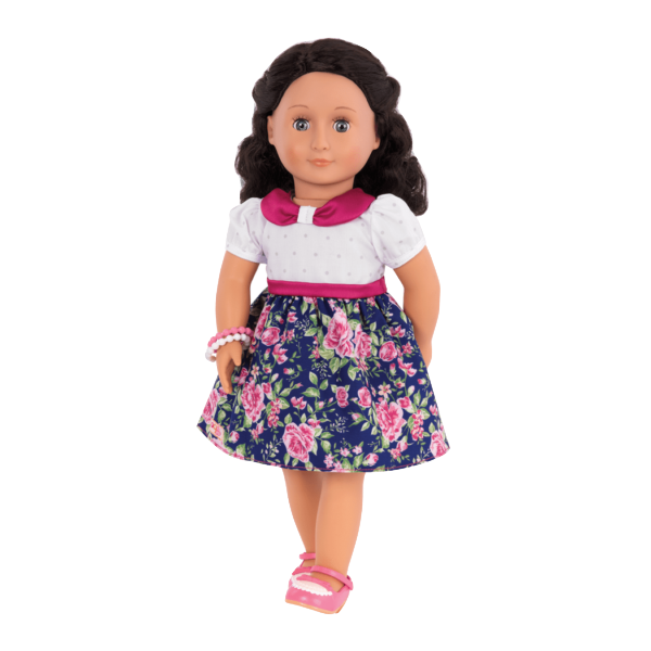 Margaret 18-inch Retro Doll