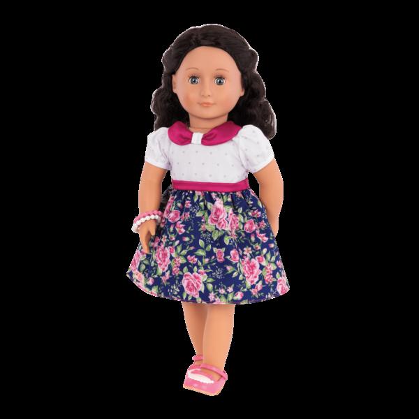 Margaret 18-inch Retro Doll