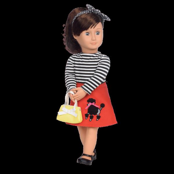 Peggy Retro 18-inch Doll