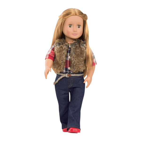 Jamie 18-inch Retro Doll