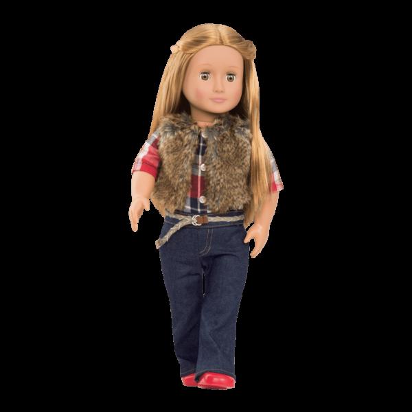 Jamie 18-inch Retro Doll