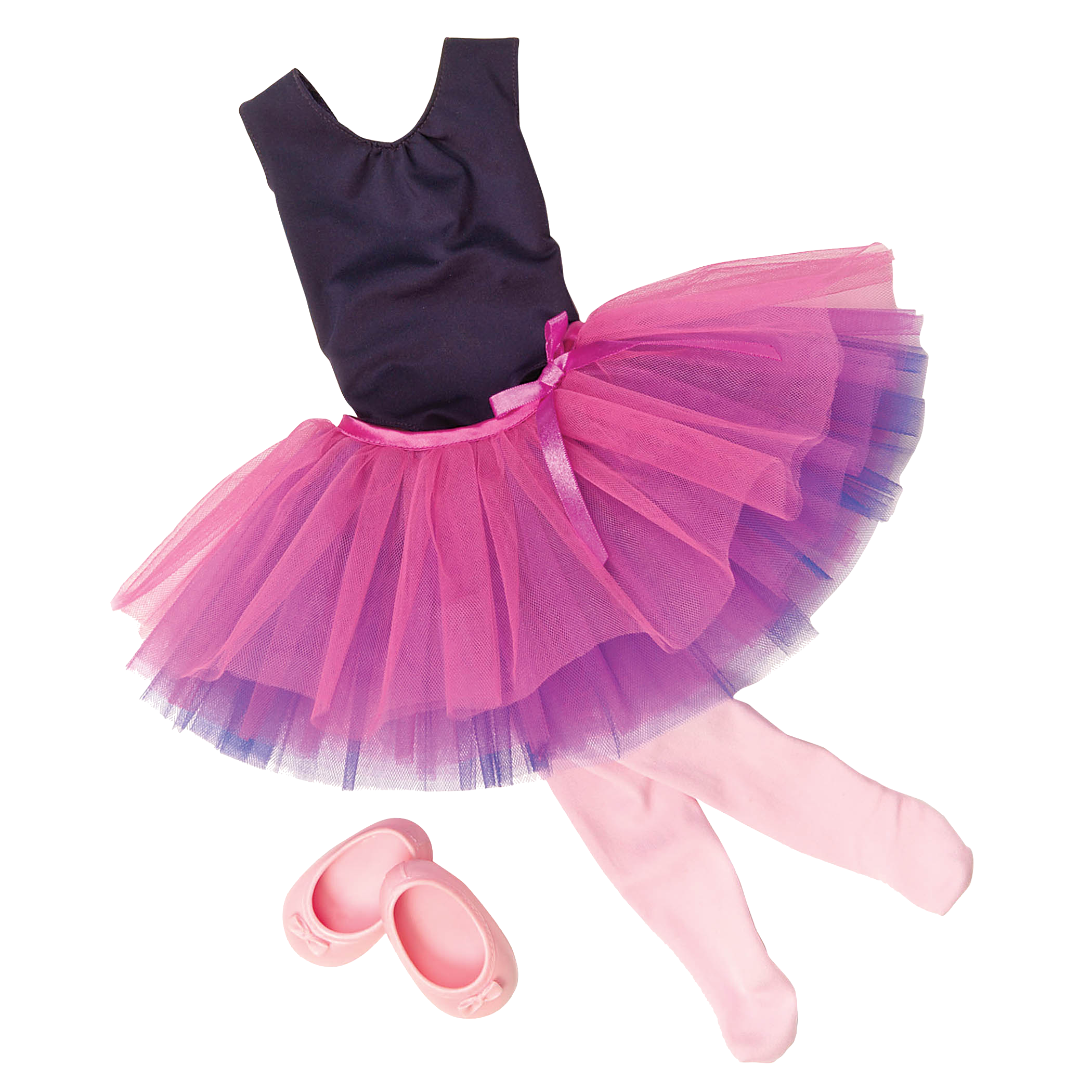 Dance Tulle You Drop ballet outfit all components