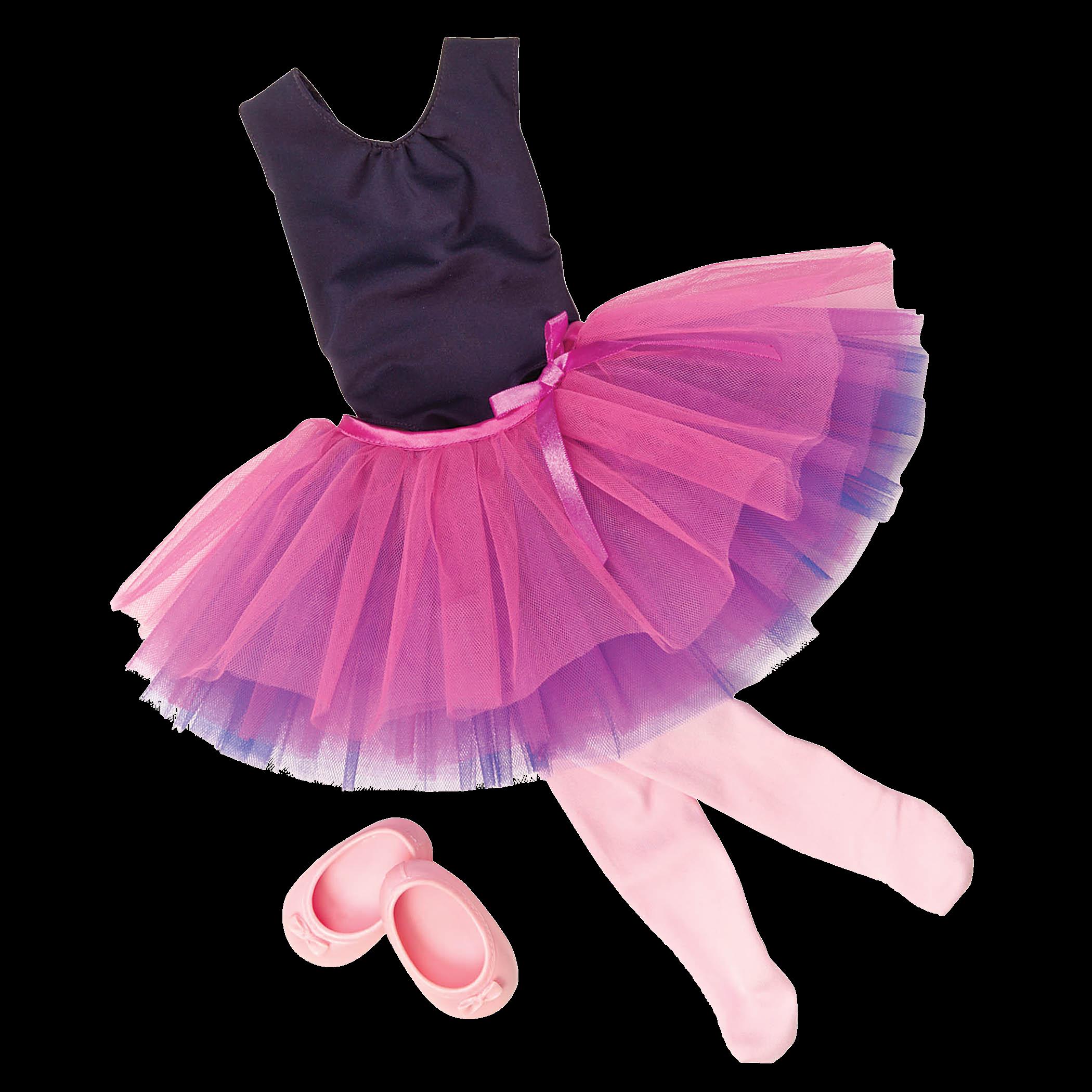 Work Dance Sleep Outfit Bundle Ballet set