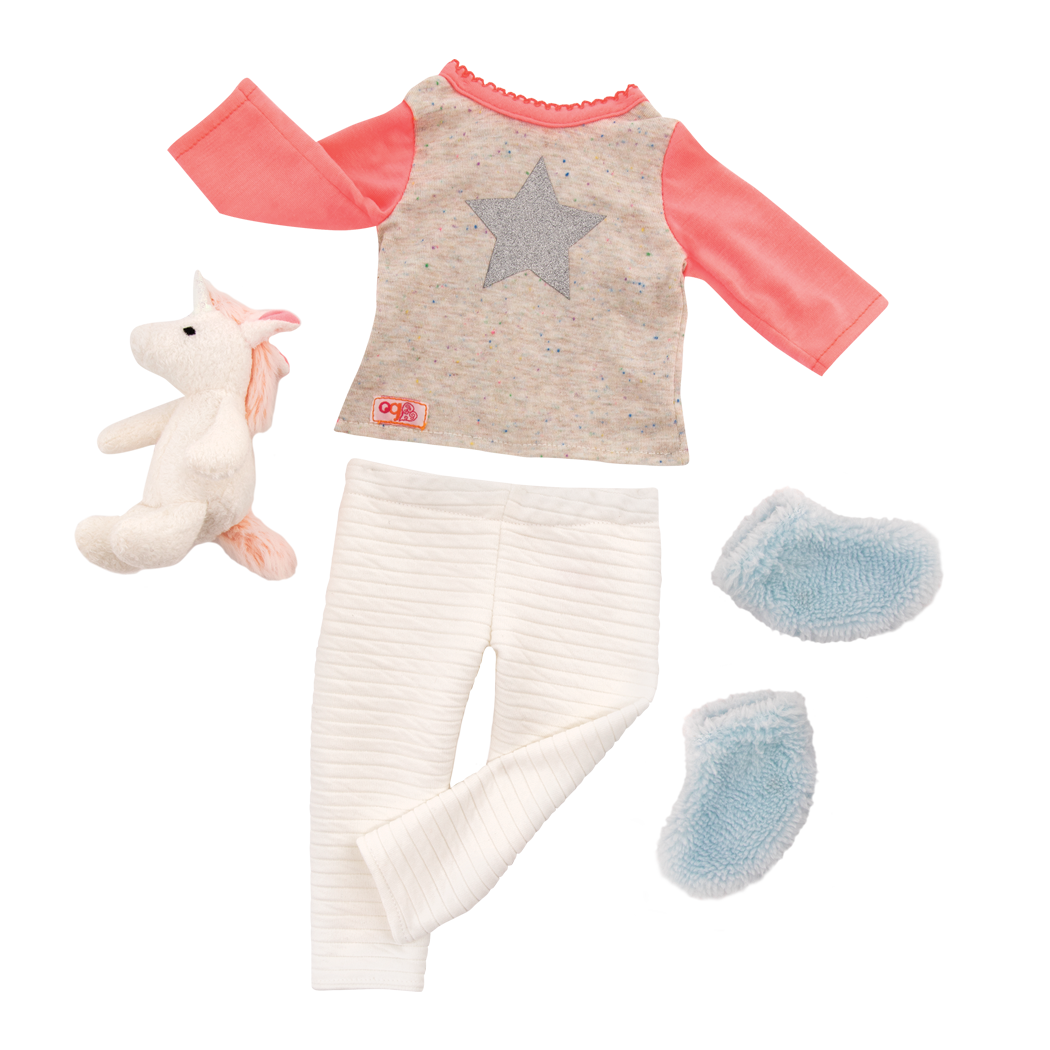 Swim Dance Dream Outfit Bundle pajama set