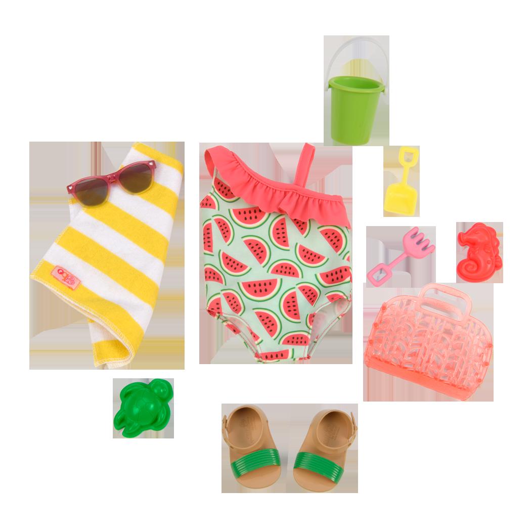 Swim Dance Dream Outfit Bundle swimsuit set