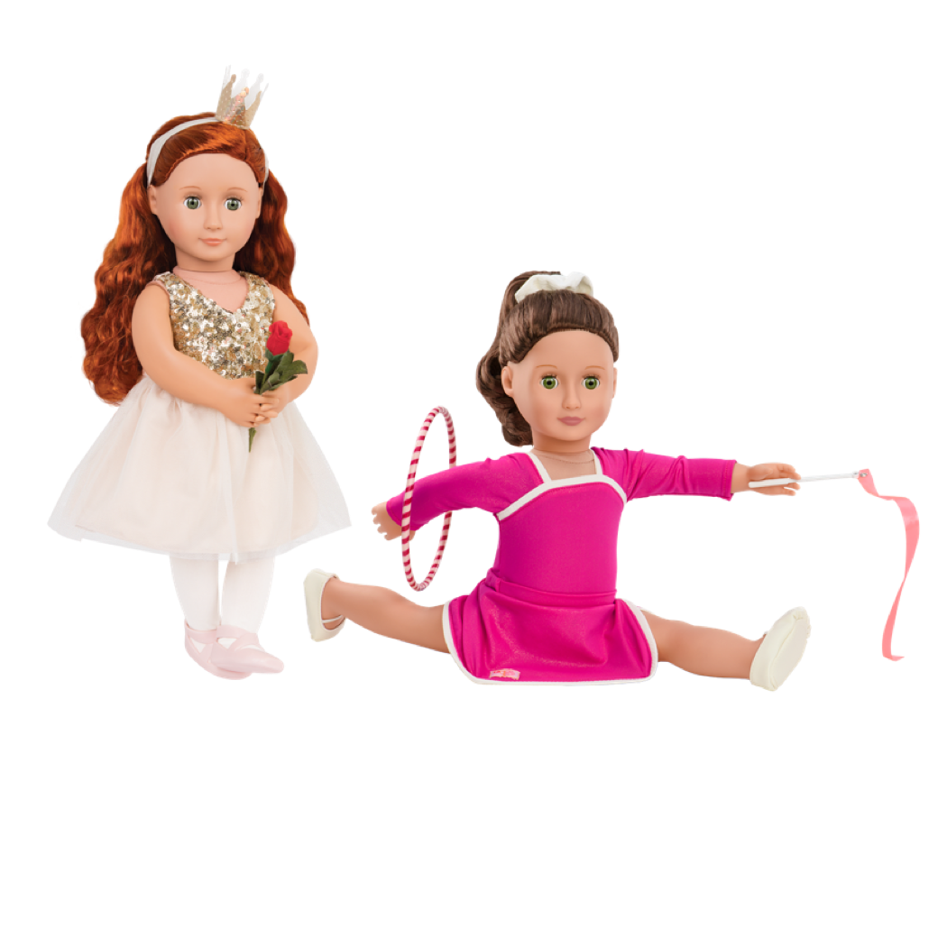 Jump and Twirl outfit Bundle Sia and SydneyLee wearing