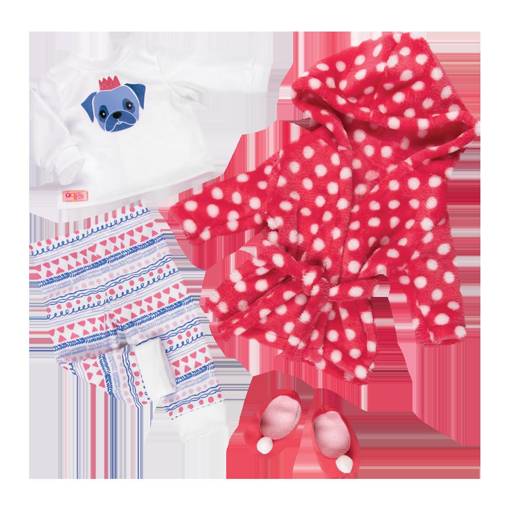 Cuddles and Fun outfit bundle pajamas