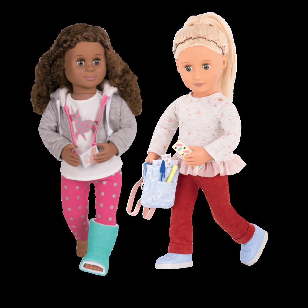 Best Medecine outfit bundle Nahla and Ginger wearing