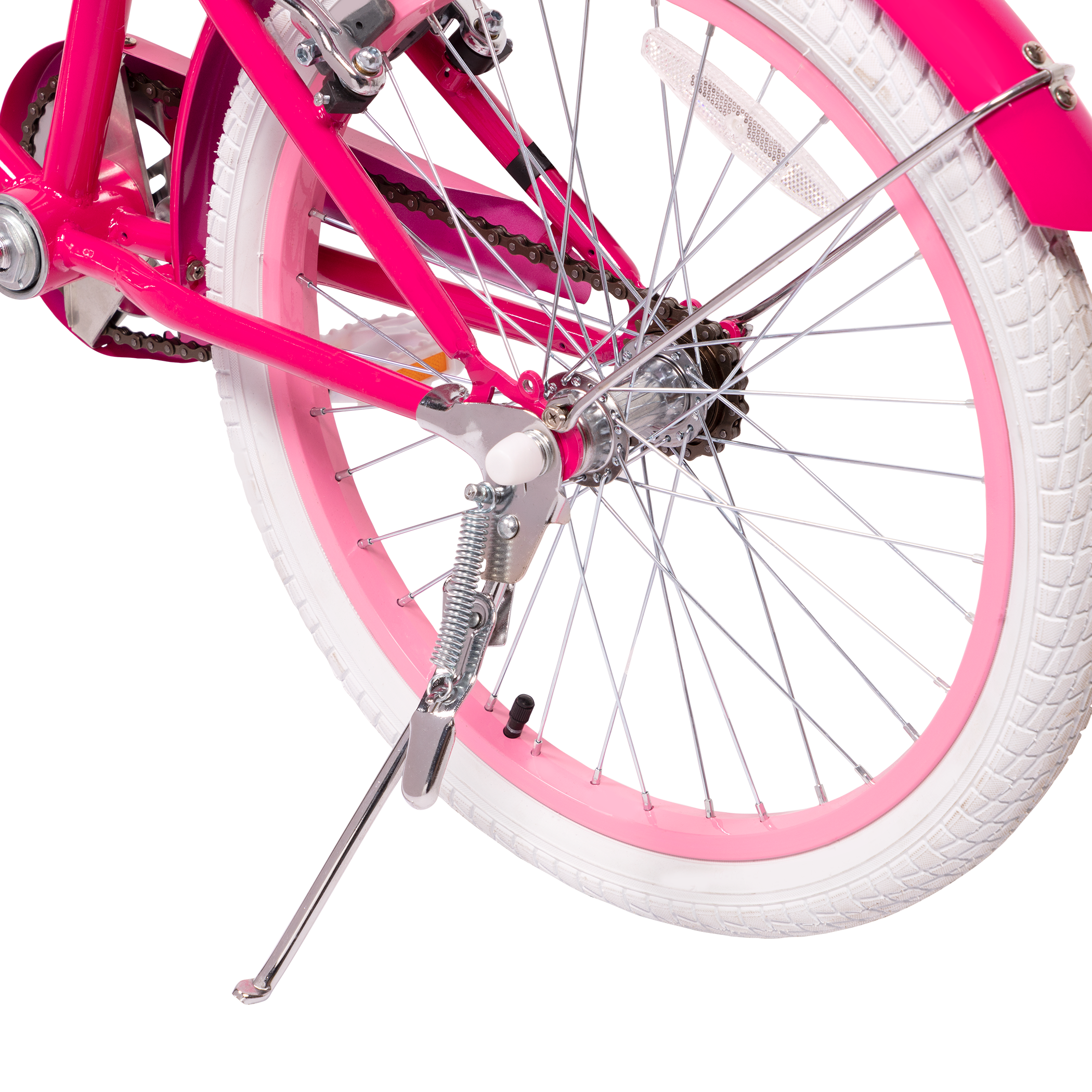 OG Bicycle for kids kickstand detail04