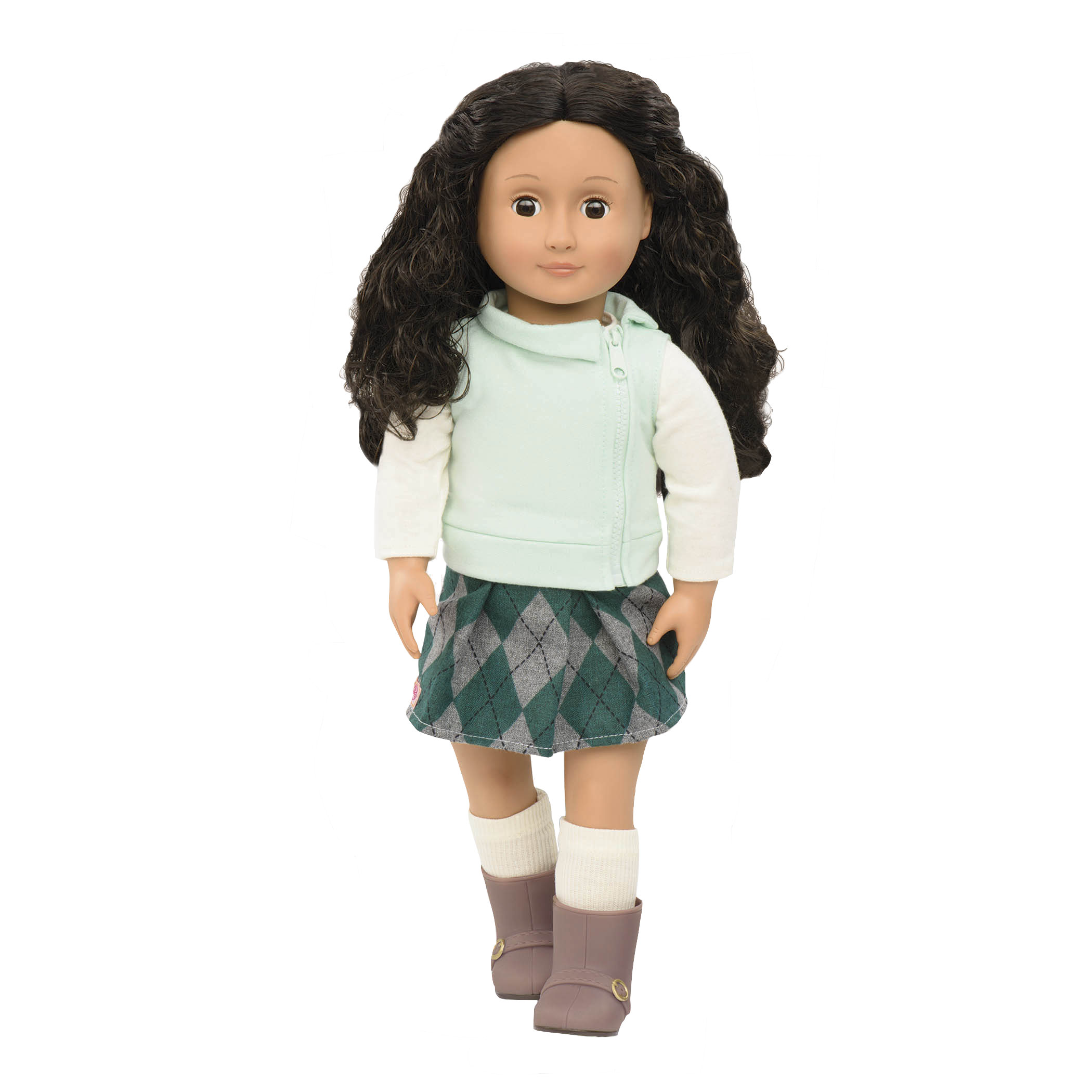 Abril 18-inch Our Generation Doll