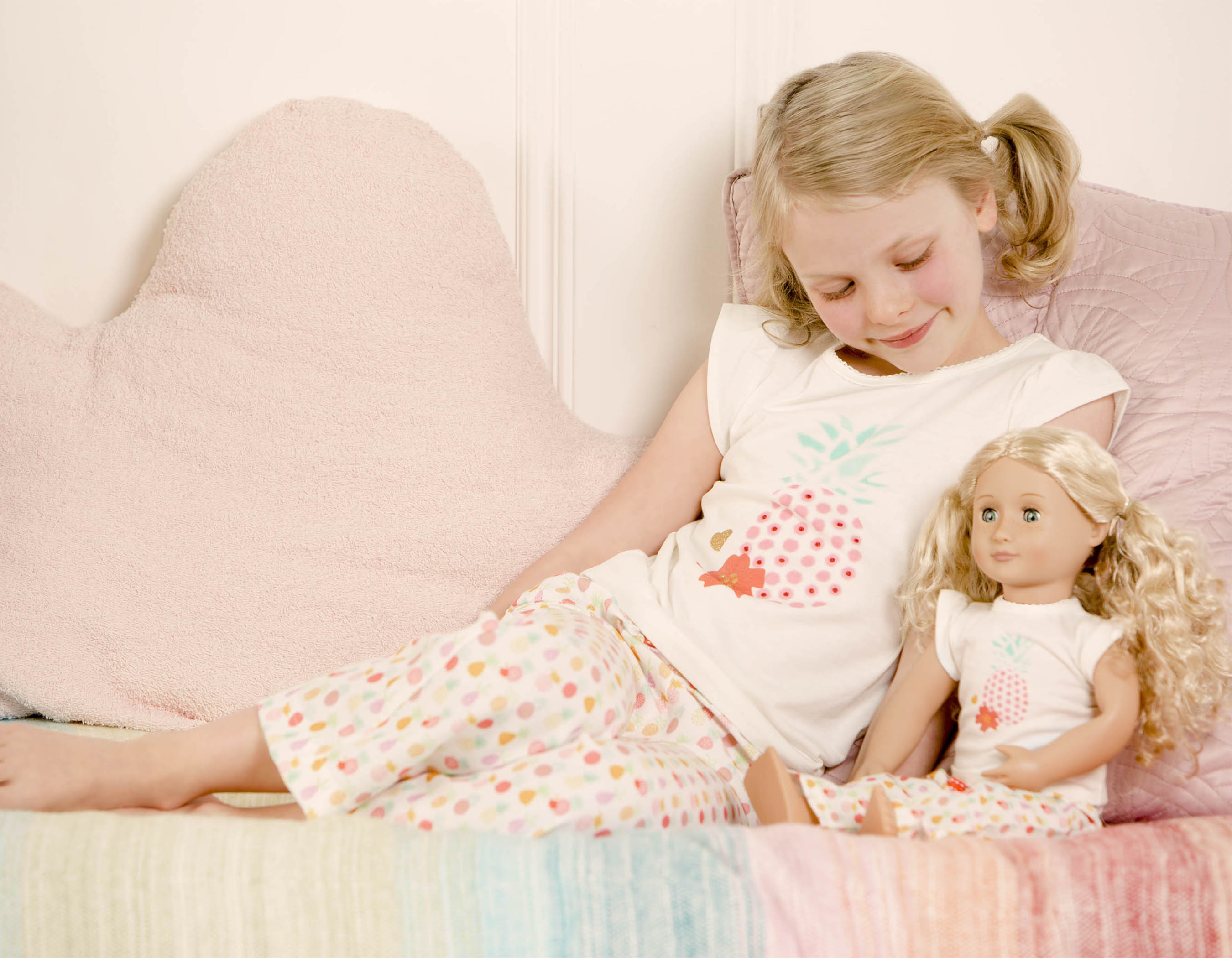 Gift Guide - Sleepover Theme Dolls and Accessories