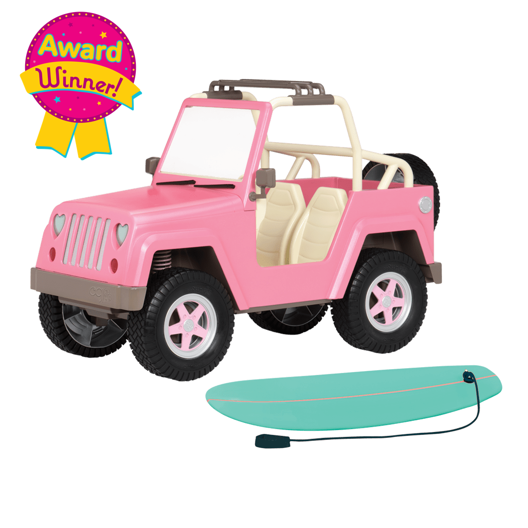 OG Off Roader AWARD