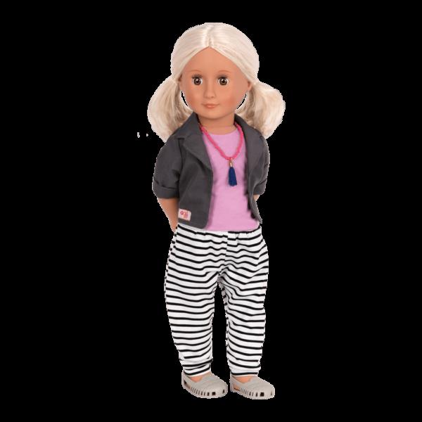 Jesse 18-inch Doll