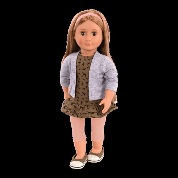 Arianna 18-inch Doll