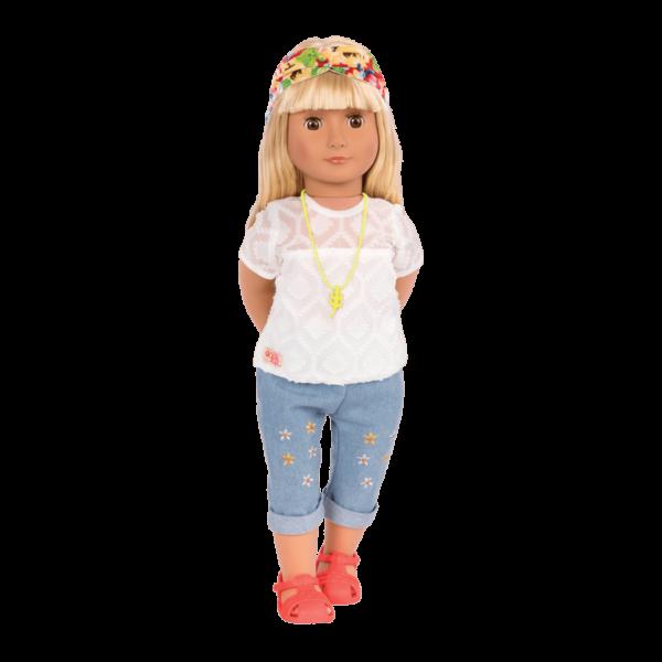 Rowan 18-inch Summer Doll