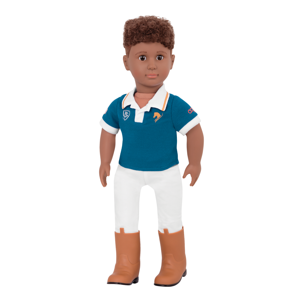 Tyler 18-inch Boy Doll in Riding Clothes