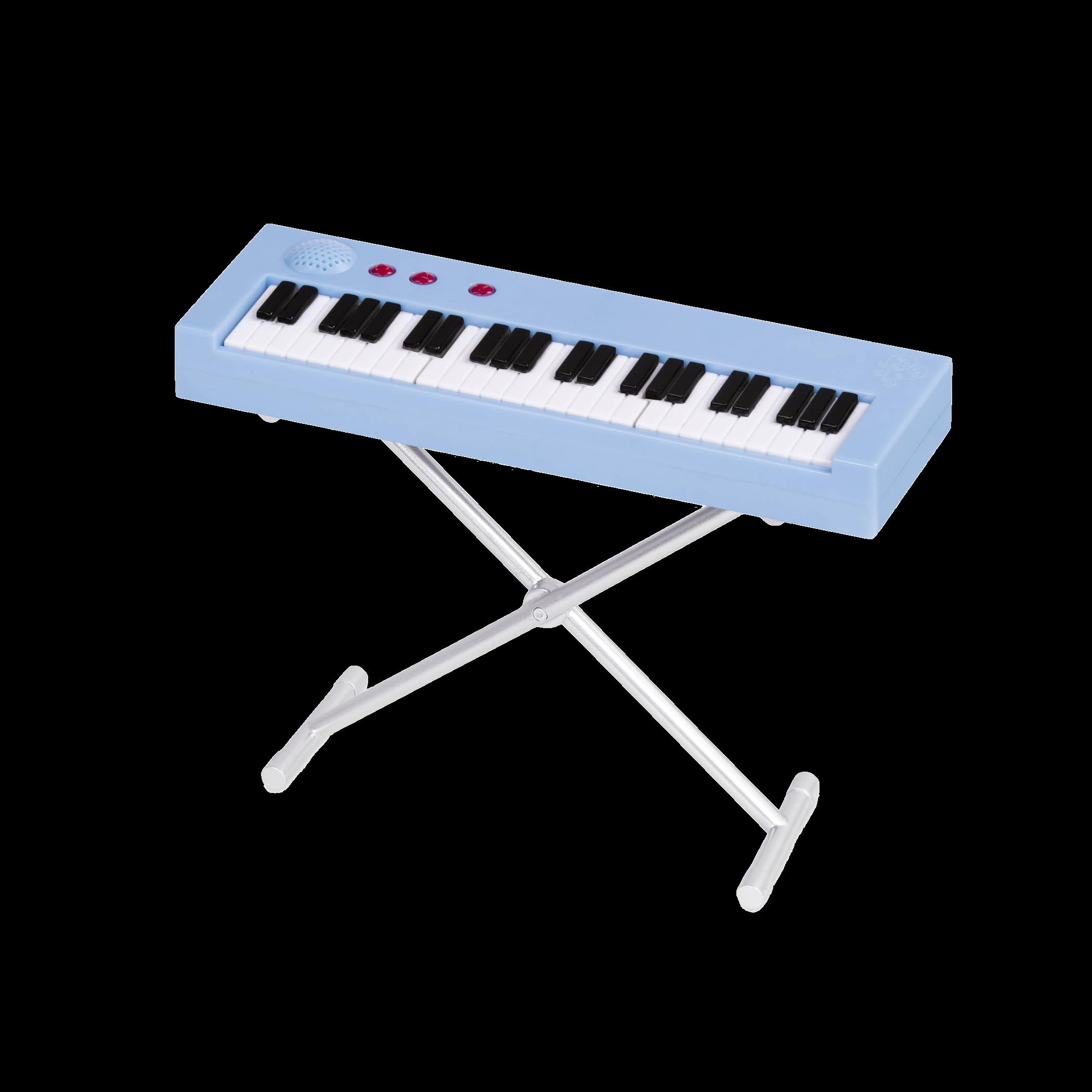 School Band Playset keyboard detail