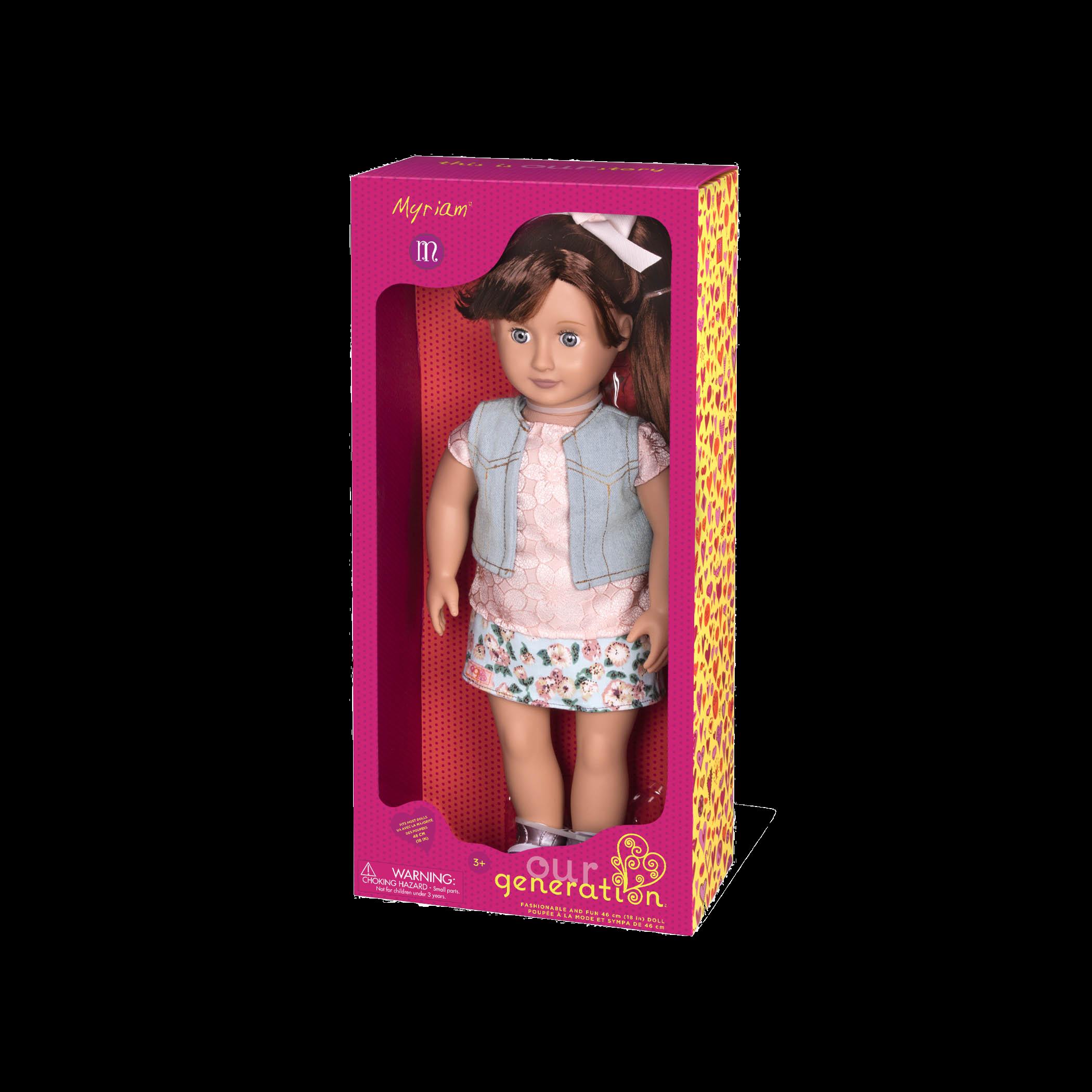 Myriam package detail