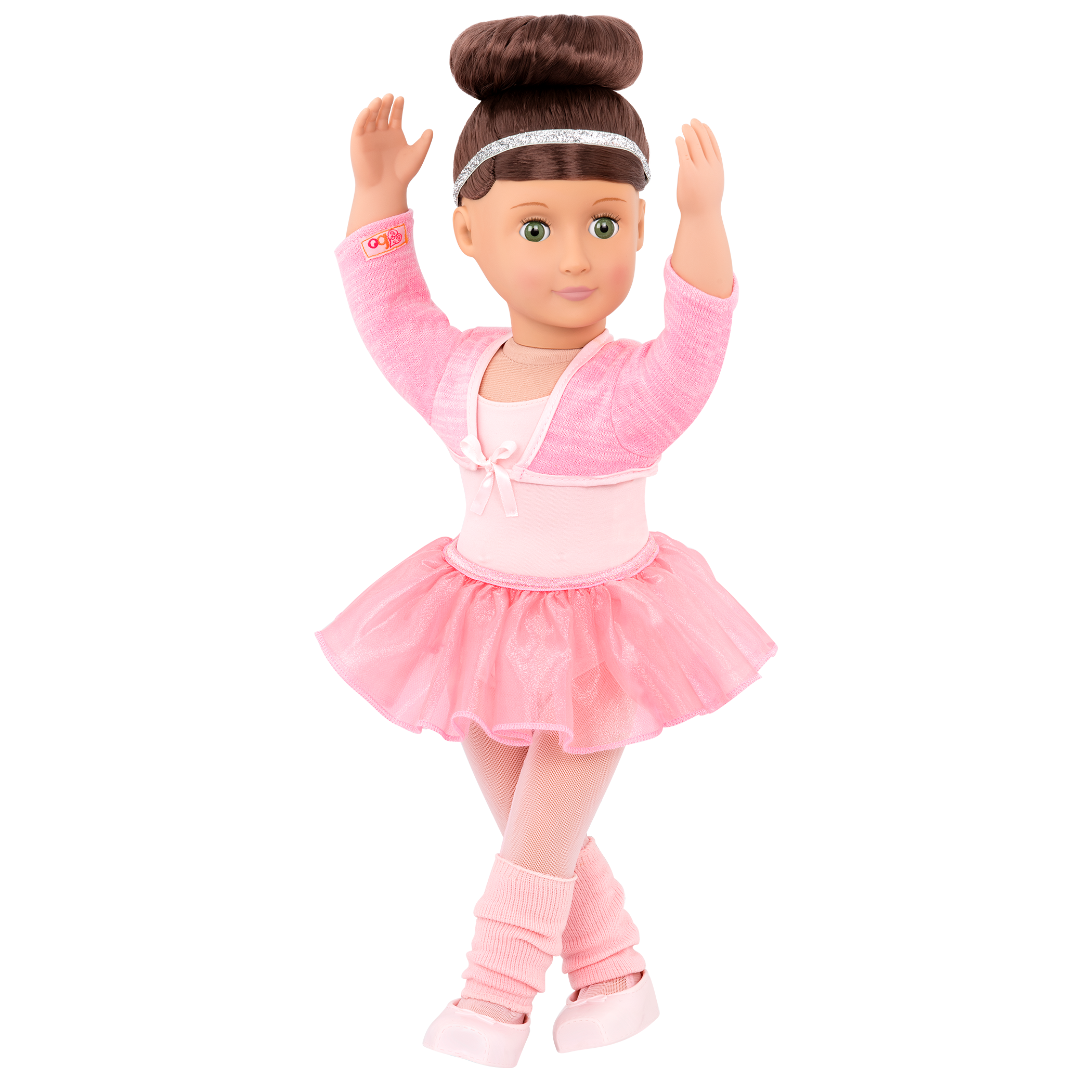 Our Generation 18-inch Ballerina Doll Sydney Lee