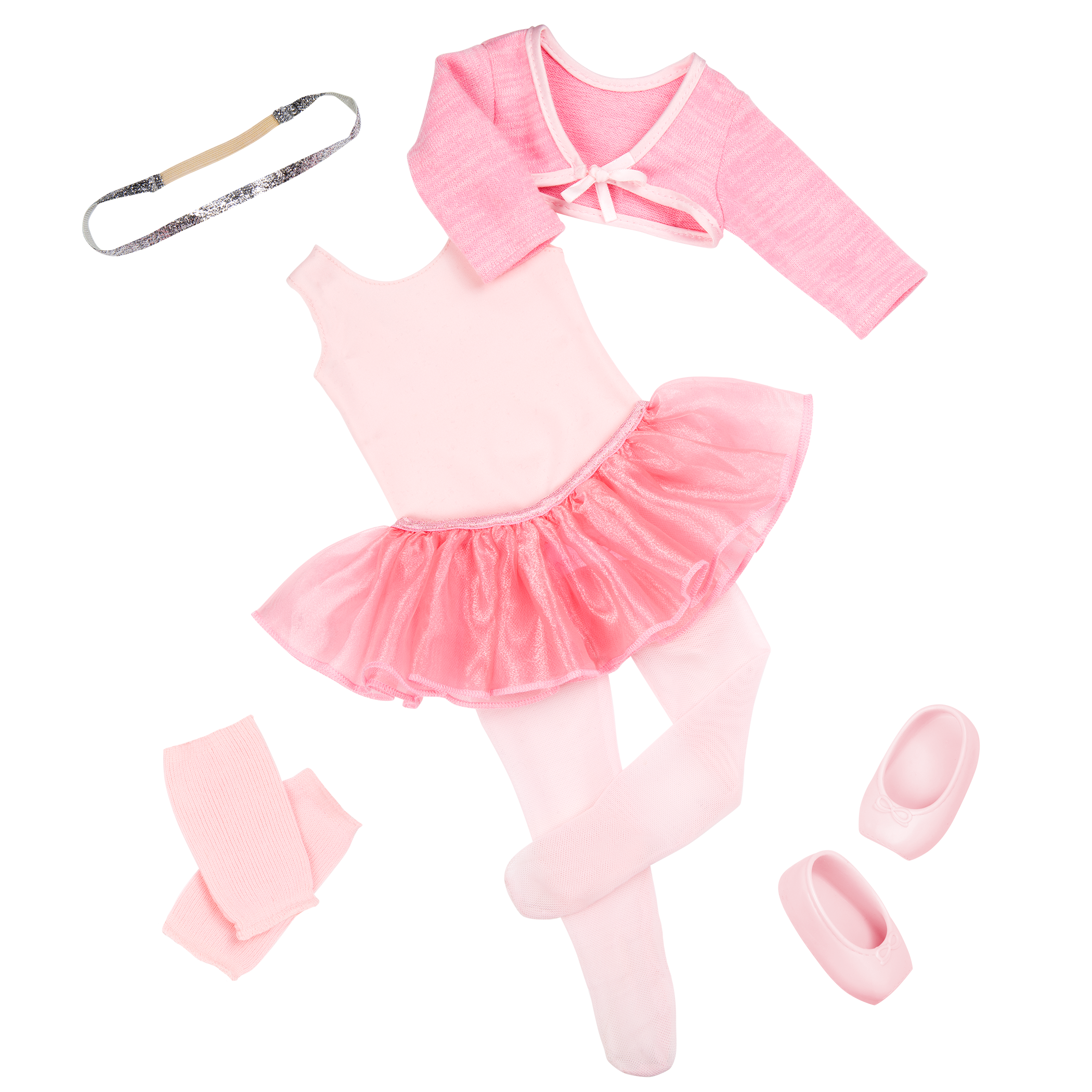 Sydney Lee Deluxe 18-inch Doll Ballet Outfit