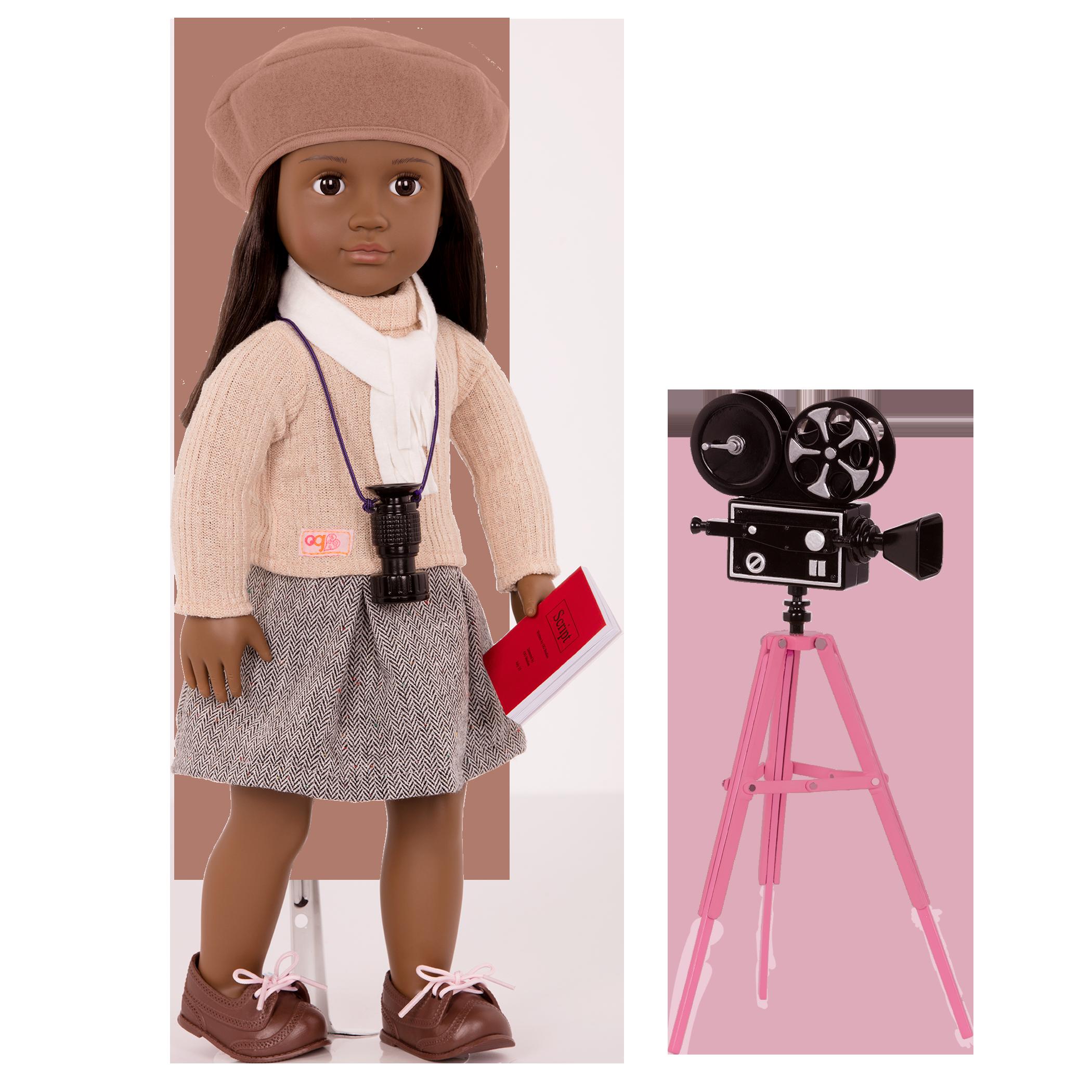 Diandrea Regular 18-inch Director Doll