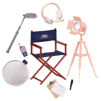 Set the Scene Movie Accessory for 18-inch Dolls