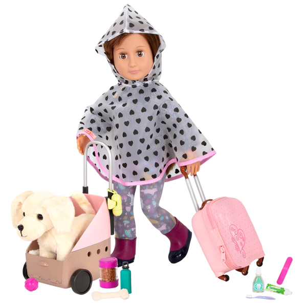 Passenger Pets Travel Accessory with Reese and Dog Carrier