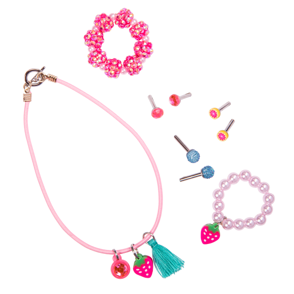 18-inch Jewelry Doll Alessia Accessories