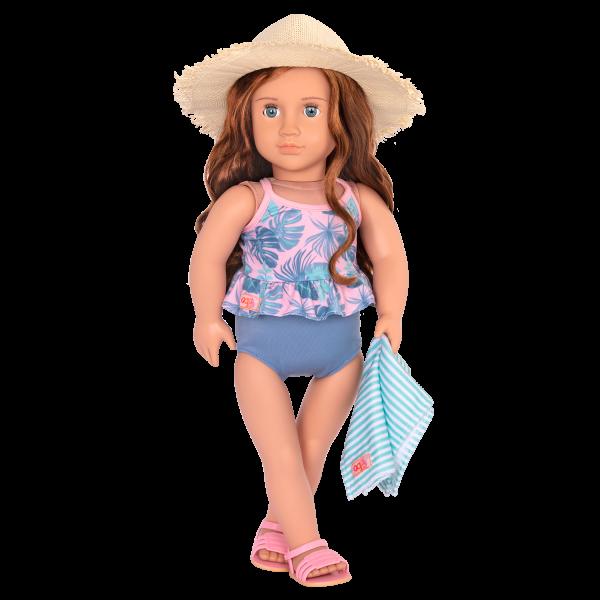 18-inch Beach Doll Lexie