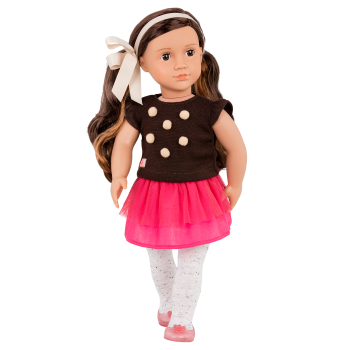 18-inch Fashion Doll Avia