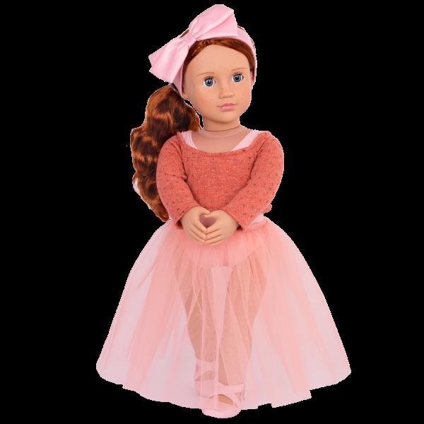 18-inch Ballet Doll Aubrie