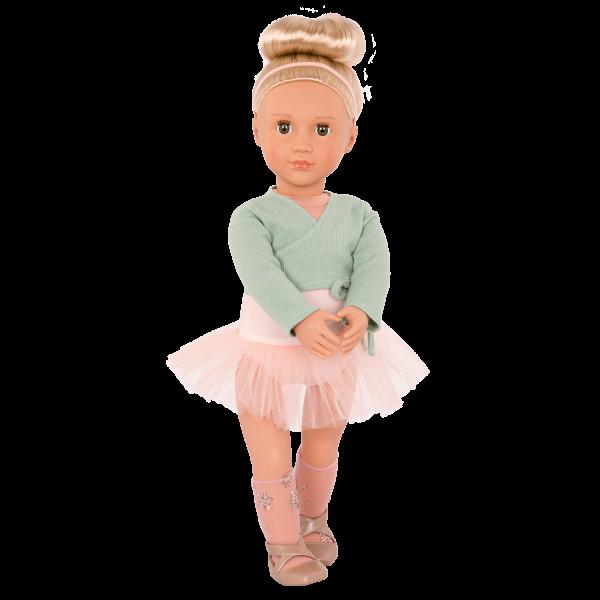 18-inch Ballet Doll Viola