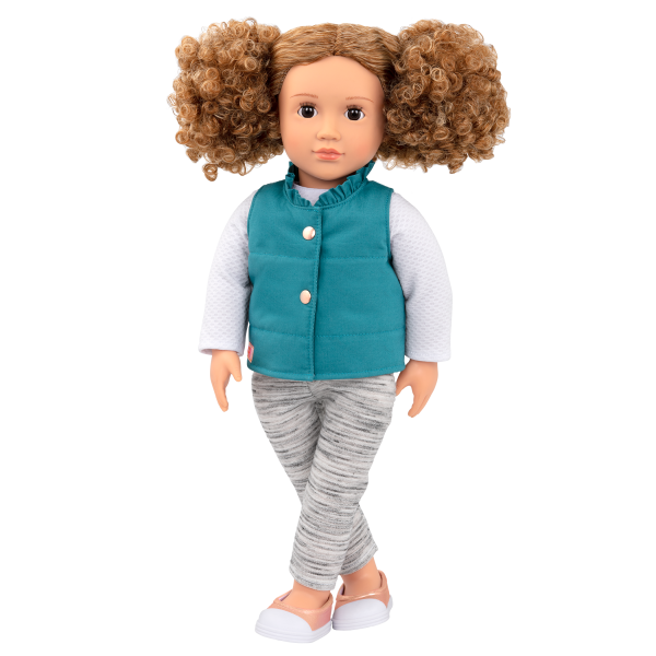 18-inch Fashion Doll Mila