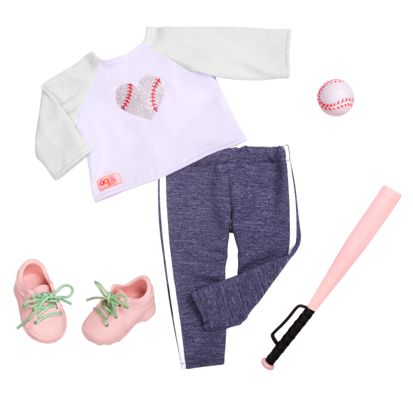 Perfect Pitch Outfit for 18-inch Dolls