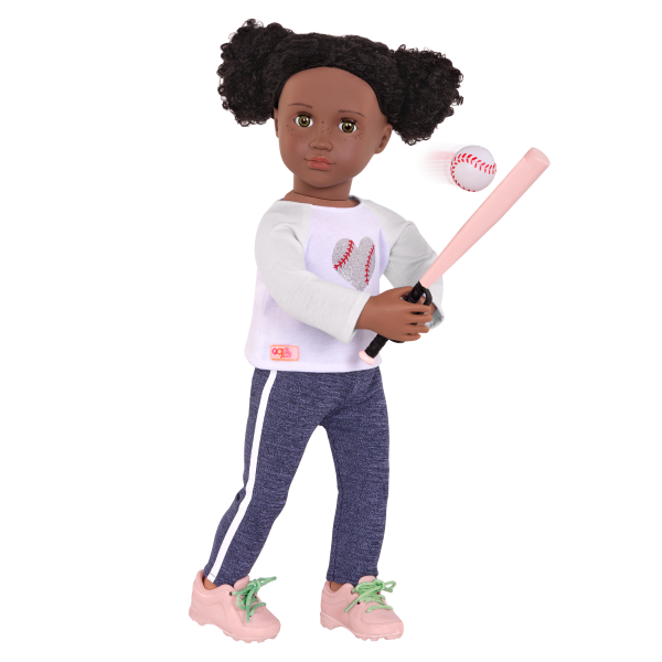 Perfect Pitch Outfit for 18-inch Dolls with CJ