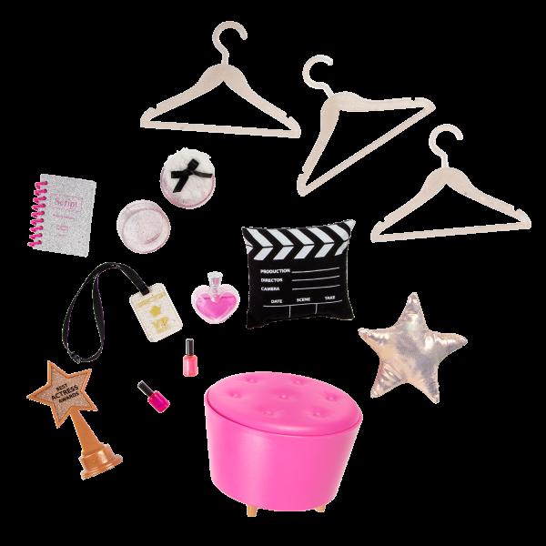 Suite Star Movie Trailer Accessories